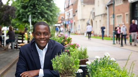 MP Bim Afolami supports resident opposition to Southdown Industrial Estate development