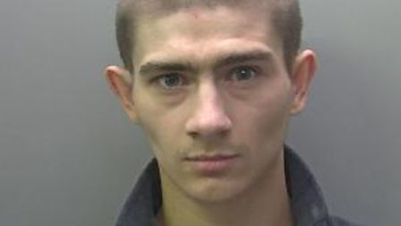 Bevis Smith from St Neots was sentenced to 11 years in prison at Cambridge Crown Court yesterday September 27.