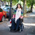 Rosemarie Lawy, aMuswell Hill resident who has muscular dystrophy