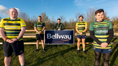 There were wins at Huntingdon & District Rugby Club for the two senior men's team and their U17 colts.