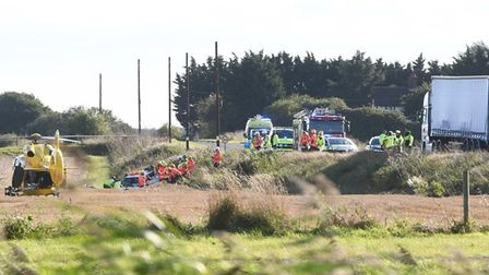 Valentina Moneva, 50, of Alexandra Road, Wisbech, was killed in a crash on the A141 at March on Friday September 24