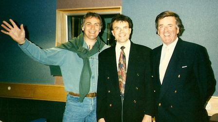 Terry Wogan and his producer Paul Walters were interviewed by Tim Ward on HRI in 1996.