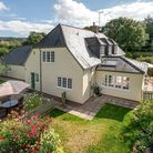 Five bedroom home near Ottery St Mary with beautiful gardens