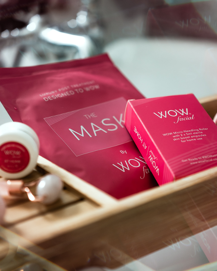 The Wow Fusion facial is a wedding treatment to brighten dull and tired at the Vie Aesthetics clinic in Essex