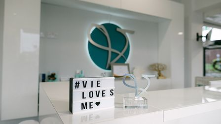 The Vie Aesthetics clinic in Rayleigh, Essex provide skincare concoctions for brides and grooms-to be for their wedding day.