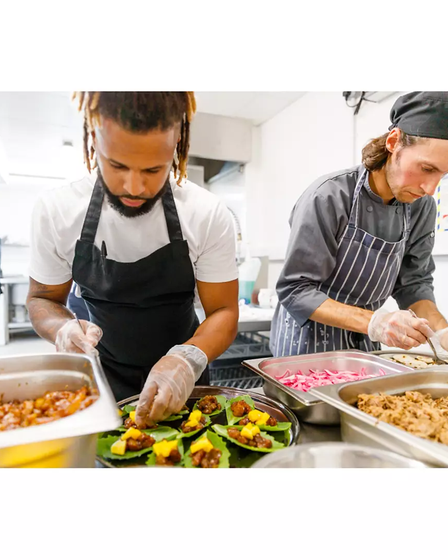 The charity Chefs In Schools is transforming school meals.