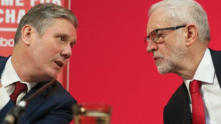 EMBARGOED TO 2230 FRIDAY SEPTEMBER 24a File photo dated 06/12/09 of former Labour Party leader Jerem