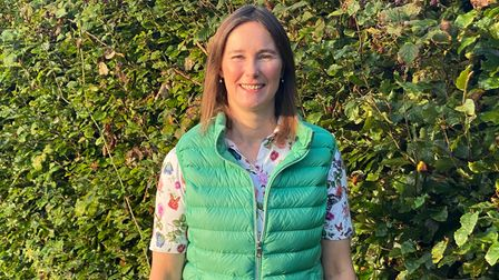 Green Party Broadland district councillor Eleanor Laming