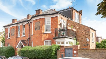 Muswell Hill spacious maisonette