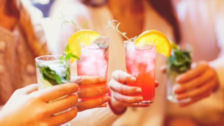 Mocktails have become an appetising alternative to alcoholic versions.