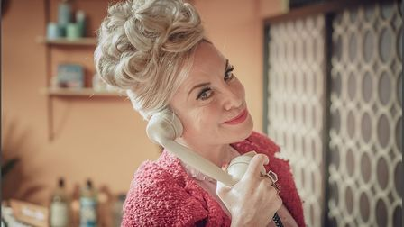 Tamzin Outhwaite as Barbara in Ridley Road