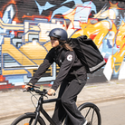 Gorillas aims to delivery groceries in 10 minutes or less via E bike
