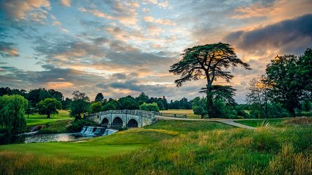 The Herts in Focus charity photography exhibition includesGeorge Salisbury's picture'Evening Bliss' atBrocket Hall.