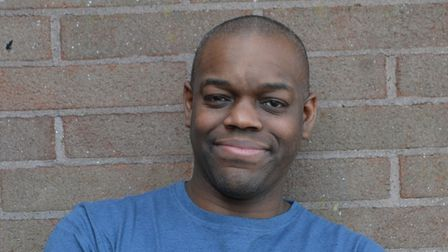 Marvin Thompson will read sections of his work at Clevedon Literary Festival.
