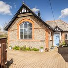 Former chapel converted into a 4 bedroom house