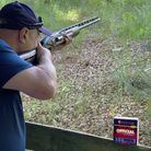 Drennan Kenderdine testing the Official Rossa 28g on Sporting clays