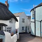 The quaintest of cottages can be found in Shaldon's narrow lanes