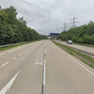 Reports of a crash is causing severe delays on the A14 near Ipswich