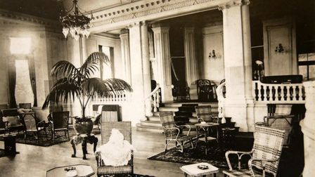 Interior picture of The Imperial Hotel