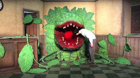 Brixham Operatic and Dramatics Society's production of Little Shop of Horrors will be at Brixham Theatre thismonth