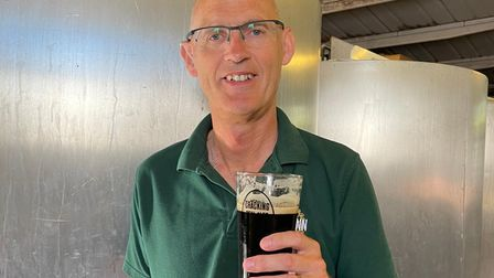 Richard Dixon, pubs protection manager of the Norwich branch of CAMRA