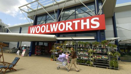 Woolworths store at the Riverside Retail Park in Norwich.Picture: James BassCopy: EDP Business