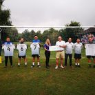 Melbourn FC's final donation has been given to CPSL Mind - meaning their total for 2020/21 has reached more than £4,000