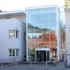 exeter crown court building