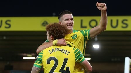 Christos Tzolis and Josh Sargent were two late summer signings for Norwich City