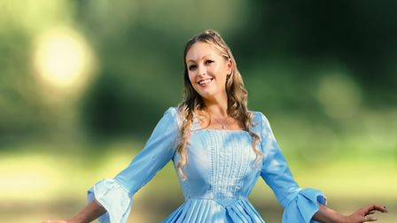 Amelia-Rae Hamilton takes on the title role of Cinderella for the Centre Theatre Players.