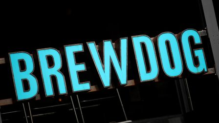 File photo dated 19/09/20 of a Brewdog bar in Sheffield, South Yorkhire. The Advertising Standards A