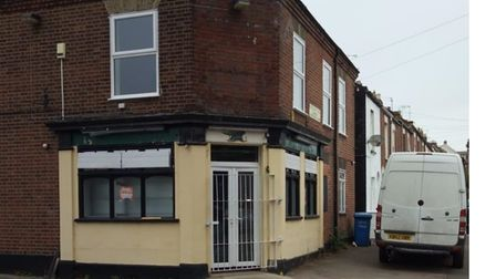 """New signs on The Forge pub in Philadelphia Lane have now been removed after being installed """"by mistake"""""""