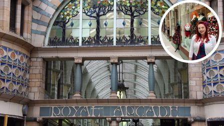 There are high hopes for the Royal Arcade as new bosses get ready to move in