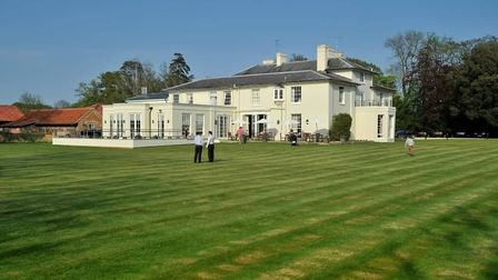 Congham Hall Credit: Supplied by the Good Hotel Guide