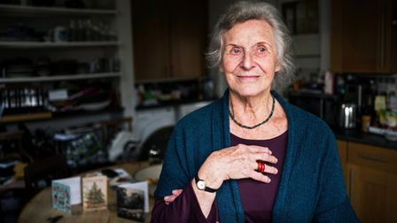Gillian Beerfeatures in Cambridge Literary Festival's Winter Festival line-up.