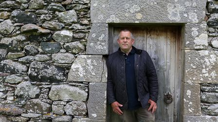 Author James Rebanks features in Cambridge Literary Festival's Winter Festival line-up.