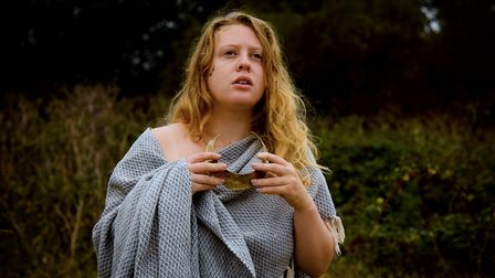 Boudicca written and starring Zoe Wells is a Suffolkfilm telling set in the present but reaching back into the past