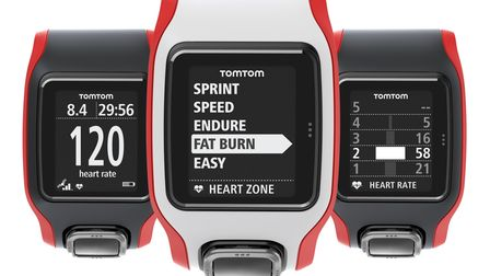 Tom Tom Runner Cardio watch, from johnlewis.com. See PA Feature GADGETS Gadgets Column. Picture cred