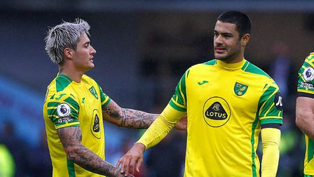 Mathias Normann and Ozan Kabak helped Norwich City secure a first Premier League point of the season at Burnley