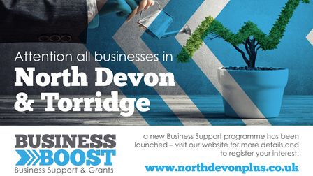Attention all businesses in North Devon and Torridge