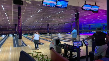 Collier Row tenpin bowling returns after long break due to Covid