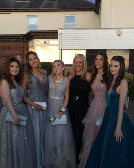 Caister Academy's Class of 2020 was able to enjoy a prom at last.