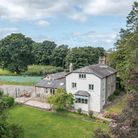 Newfields stands in 1.6 acres of grounds and has its own tennis court