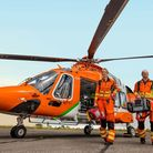 Plans for a new Magpas base at Alconbury have been approved.