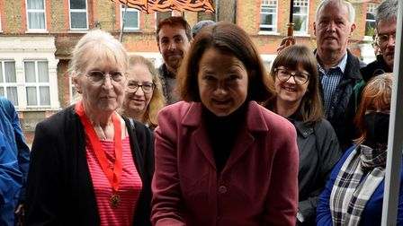 Hornsey and Wood Green MP Catherine West