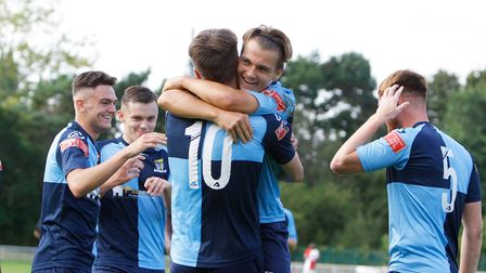 St Neots Town had to come from a goal down to get a point at Harlow Town.
