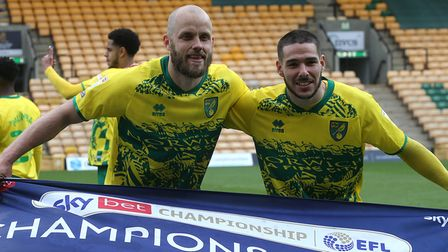 Teemu Pukki forged a potent spearhead at Norwich City withEmi Buendia before his move to Aston Villa