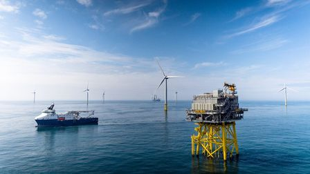 Energy firm Equinor is looking to expand its existing offshore wind