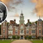Jill Mayes, from Worstead in north Norfolk and one of her favourite places to visit, Blickling Hall.