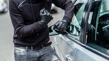 Suspected car thieves have been arrested in the Harpenden area.